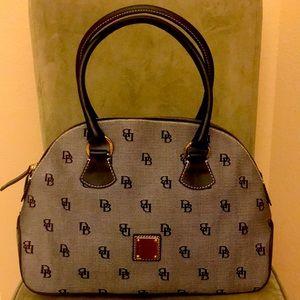 Dooney & Bourke Domed Satchel Handbag